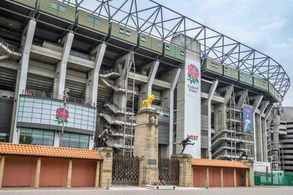Twickenham Stadium History Twickenham Stadium Was
